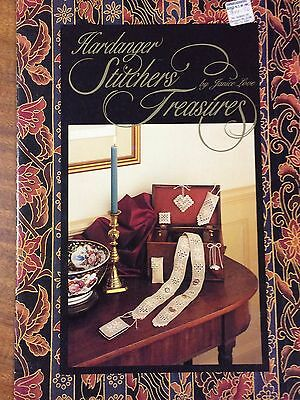 "Hardanger  ""Stitcher's Treasures""   By Janice Love"