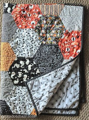 """Hexagon Patchwork Template Set (Small) 1"""" to 5"""" by Matilda's Own"""