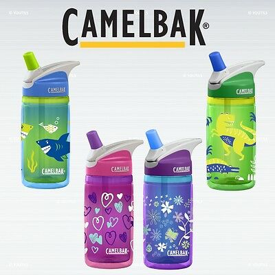 Camelbak Eddy™ Kids Insulated 400ml 0.4L Water Bottle Sports Drinks Bottle