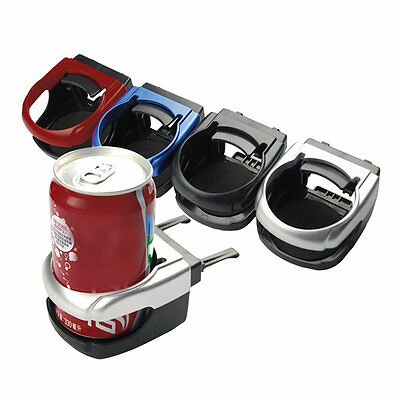 Auto Car Air Vent Bottle Can Coffee Drinking Cup Holder Bracket Mount Tray EH