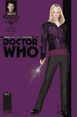 Doctor Who 9Th #15 Cvr C Myers