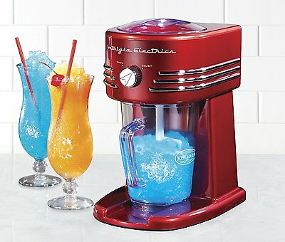 Frozen Drink Machine Margarita Smoothies Slush Maker Shaved Ice Beverage Slushie