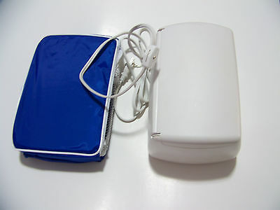 Electric Prince Lionheart Baby Infant Wipes Wipe Warmer White Model 0231