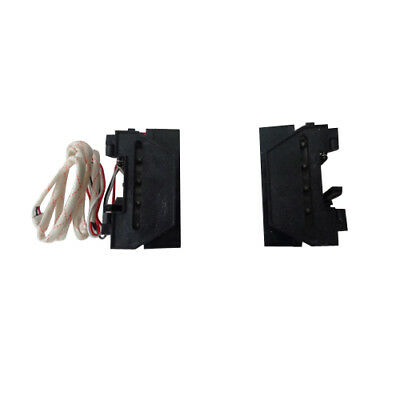 Epson DFX-9000 Printer Left & Right Front Tractor Feed Set 1410873 1410874