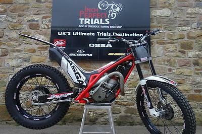 2013 Gasgas Racing 300 **very Good Condition** Road Registered Used Trials Bike