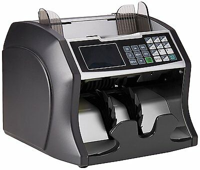 Royal Sovereign Electric Bill Counter with Value Counting and Counterfeit