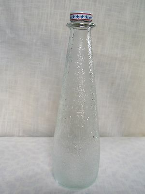 General George Washington Eagle Glass Bottle Embossed