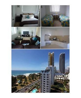 Beachfront Gold Coast Broadbeach 7 Night Holiday Family Friendly Sleeps 5
