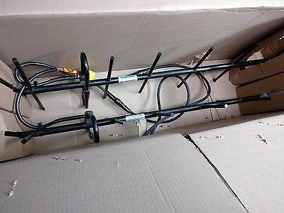 New Sinclair SY3074-SF1SNM(ABK) Four rugged 7-element yagi antenna 15 dBd 430MHz