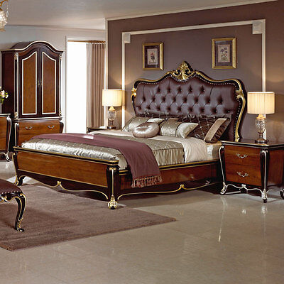 stilm bel nach 1945 betten wiegen mobiliar interieur. Black Bedroom Furniture Sets. Home Design Ideas