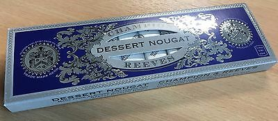 Champion and Reeves Dessert Nougat - Luxury Confectionery