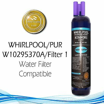 Whirlpool W10295370A/ Kenmore 46-9930 Water Filter By M.Collections