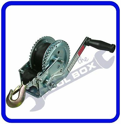 Trailer Hand Winch 900Kg Maximum Capacity MP7975