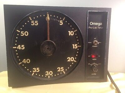 Omega Pro-Lab Timer ,Darkroom Equipment