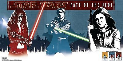 Star Wars - Fate of the Jedi Collection 9 Audio Books. MP3 on DVD