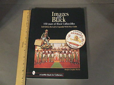 Images In Black 150 Yrs Collectibles Collectors Soft Cover Reference Book