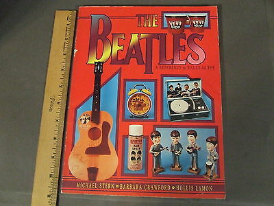 The Beatles Soft Cover Collectors Reference Book