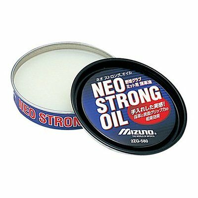 MIZUNO Glove conditioner NEO STRONG OIL 2ZG580 FS from Japan