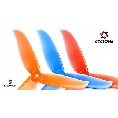 DAL Prop CYCLONE Series T5045C High-end Propellers Crystal Blue