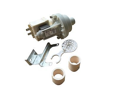 Manitowoc pump kit (Hanning pump DP025-258 Bracket Strainer 2 tubings) 040000038