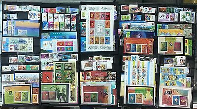 China Hong Kong 1997 ~ 2016 2017 Whole Year Full Stamps set Rooster 20 Years
