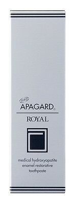APAGARD Sangi Royal Toothpaste  Anticaries & Restorative Whitening 40g