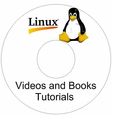 LINUX Video and Books Training Tutorials. Learn LINUX online files sharing