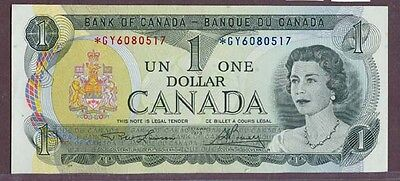R1633.Canada 1973 replacement *GYnote $1. uncirculated