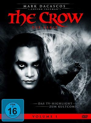 The Crow - Die Serie Staffel 1 - erste Staffel  //// 3 DVD Box - NEU