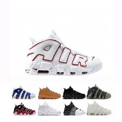 Nike Air More Uptempo '96 Men Shoes 921948-002 921948-001 921948-101