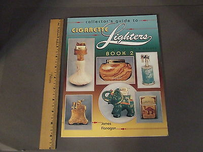 Cigarette Lighters Book 2 Collectors Reference Book Soft Cover