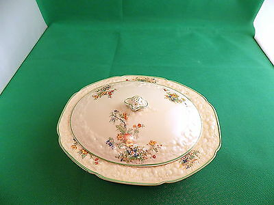 Crown Ducal Florentine Small Tureen