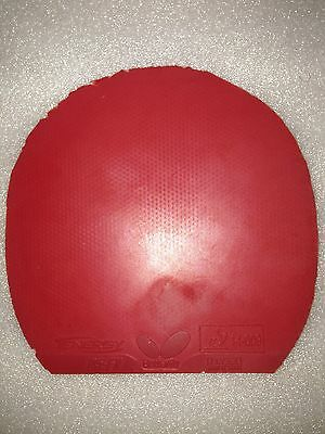 Butterfly Tenergy 05FX RED 2.1mm Ping Pong Table Tennis Rubber  jp10