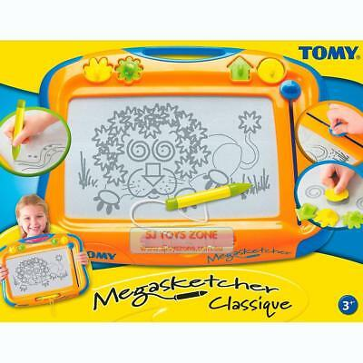 NEW Tomy Megaskecher Kids Classic Drawing Board Doodle Fun