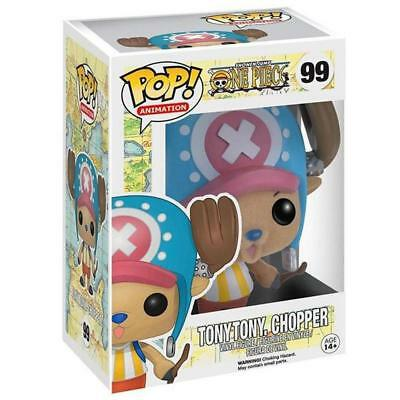 One Piece - Tony Tony Chopper Flocked US Exclusive Pop! Vinyl
