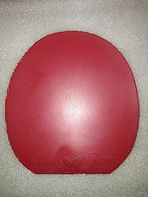 Butterfly Tenergy 05 RED 1.9mm Ping Pong Table Tennis Rubber  jp12