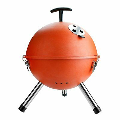 BBQ stove BBQ grill portable stove stainless steel grill barbecue grill Orange