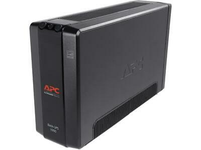 APC BX1000M Back-UPS Pro 1000 VA 600 Watts 8 Outlets Uninterruptible Power Suppl