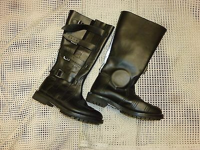 .itshide Commando Motorcycle Boots Genuine Issue Size Uk 7