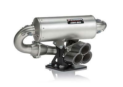 Can Am Maverick X3 XDS XRS YOSHIMURA EXHAUST SLIP-ON SYSTEM OEM NEW #715002882