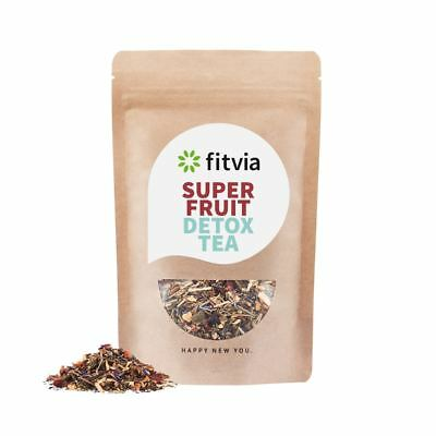 fittea 28 Days Body Detox Super Fruit X1 100g Pouch