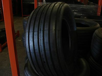 7.60-15 Implement Ag Equipment Tire Tires 8 Ply Rated  I-1 Tubeless