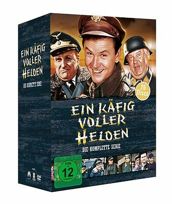 ❏ Hogan's Heroes Series 1-6 DVD Collection Complete Seasons New  ❏ 1 2 3 4 5 6