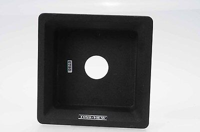 Omega/Toyo-View 4x5 Recessed Lens Board, Copal 0 158x158 180-602            #790