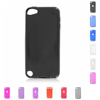 For iPod Touch 5th Gen Case TPU Rubber Slim Thin Phone Flexible Durable Cover