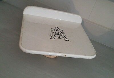 Antique Victorian Avery's Ironstone Scale Plate England