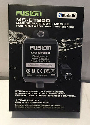 FUSION MS-BT200 Bluetooth Dongle MS-AV700, MS-AV700i MS-IP700,MS-IP700i MS-RA205