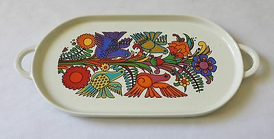 Vintage Very Retro Villeroy & Boch Acalpulco Small Serving Tray - Luxembourg