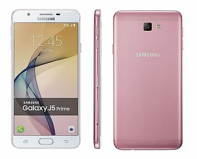 Nuevo Samsung Galaxy On5 (2016) G5510 Dual SIM Sellado Smartphone16GB Rosa