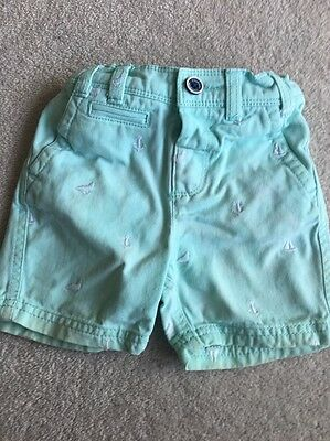 Baby Girls Shorts By M&S Autograph 12-18 Months